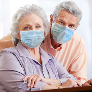 Why Should We Wear Face Masks When Visiting a Long-Term Care Facility?