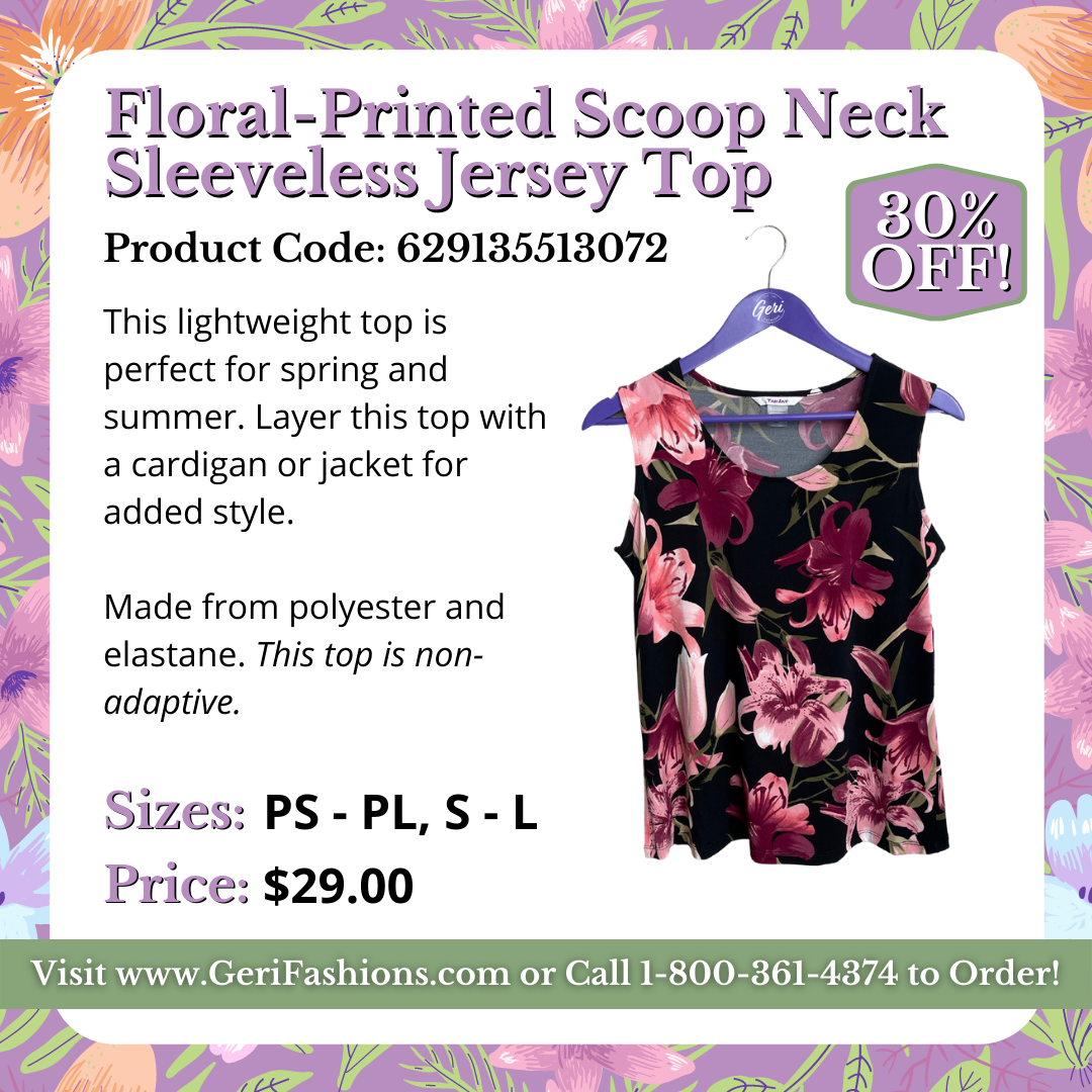 Geri Fashions' 2021 Mother's Day Gift Guide