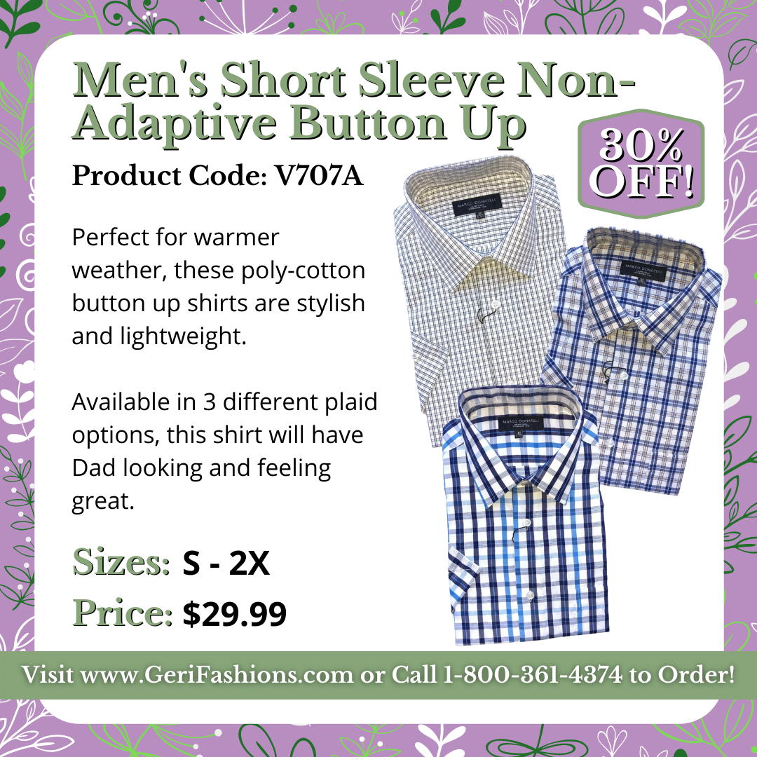 Geri Fashions 2021 Father's Day Guide