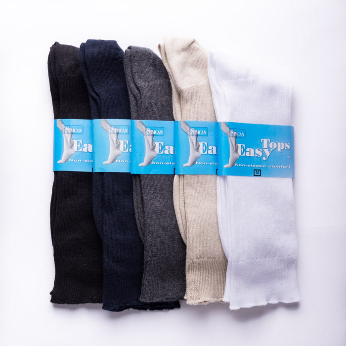 Easy-Top Socks