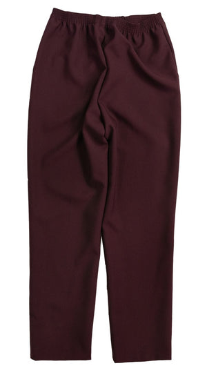 Easy-Wear Petite Pull Up Pants
