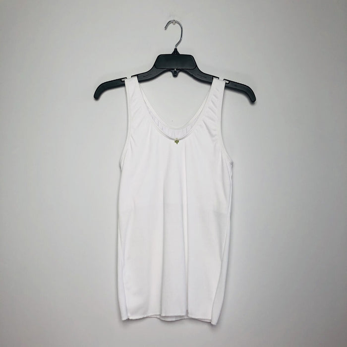 Vest Camisole with Built in Bra