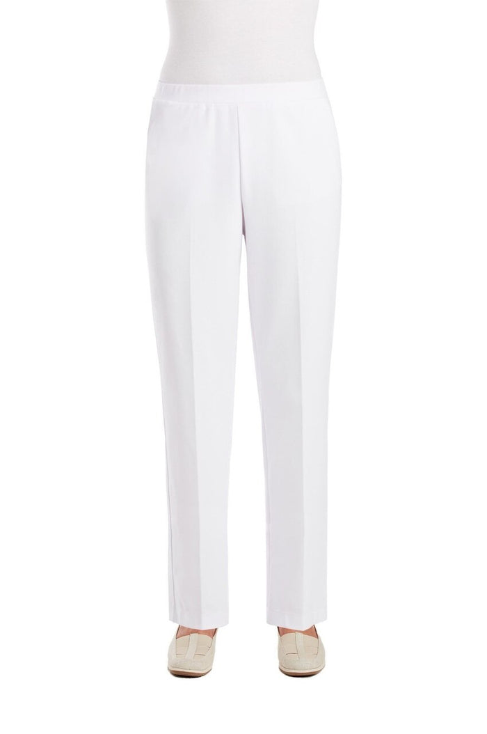 Pull-On San Remo Knit Pant-Plus