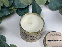 Load image into Gallery viewer, Dark Amber & Ginger Lily 200g Soy Candle