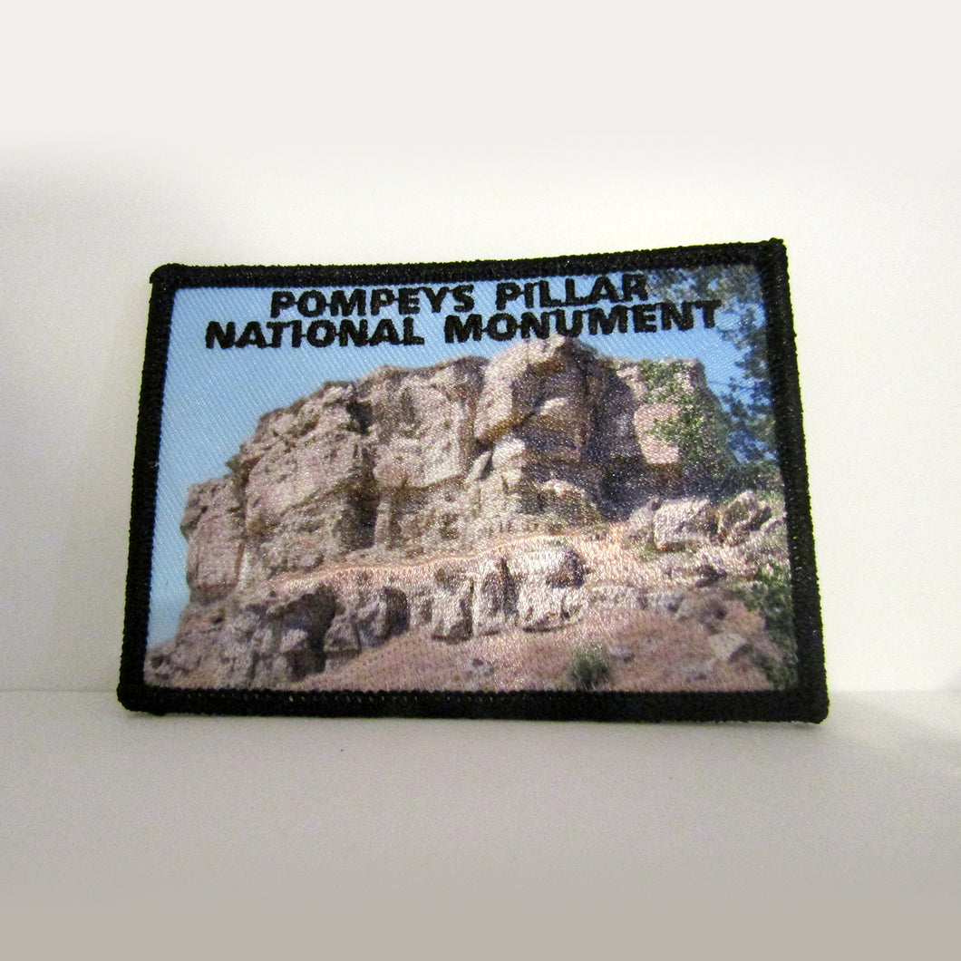 Pompeys Pillar National Monument Patch