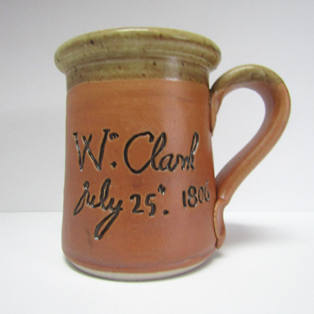 Pompeys Pillar National Monument Signature Mug
