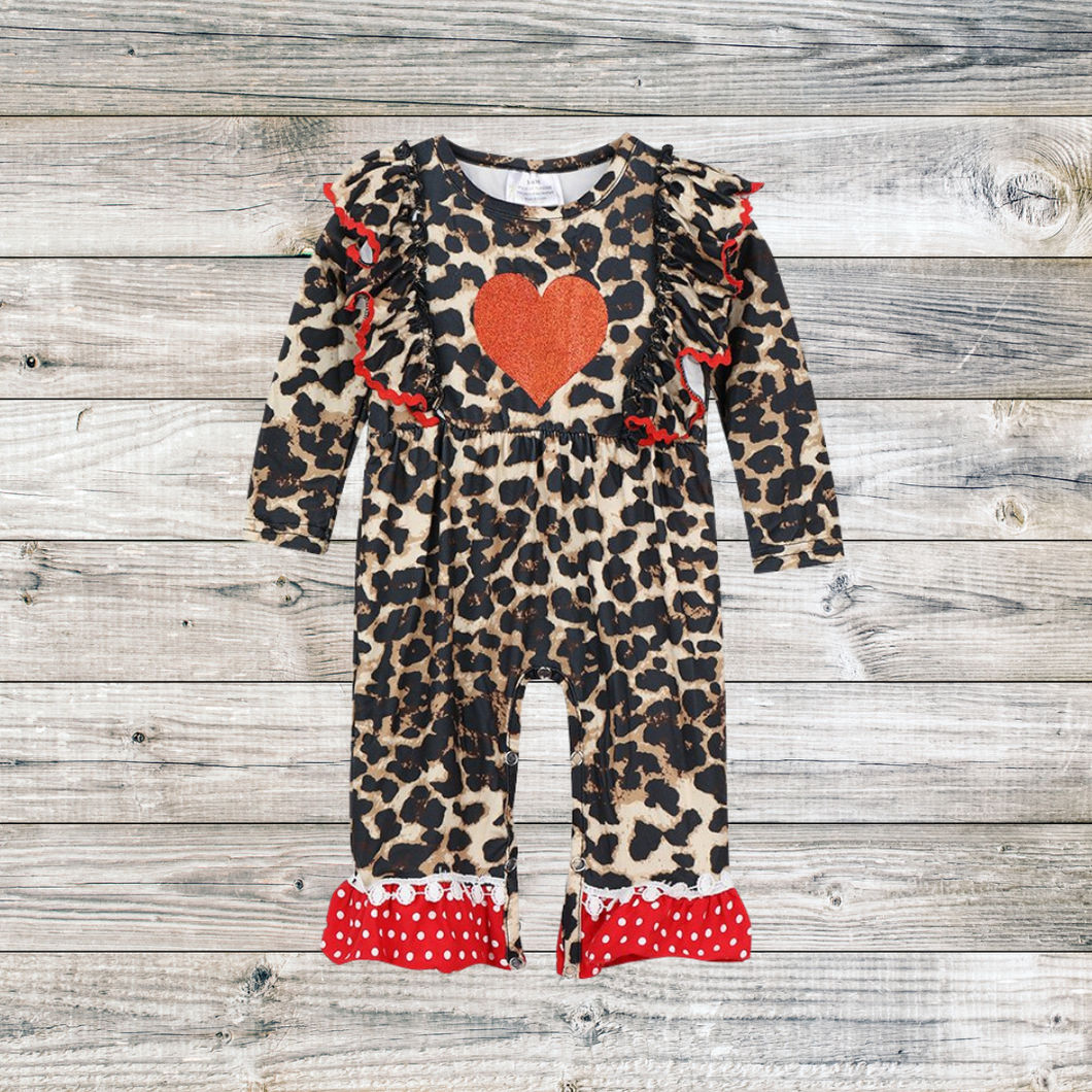 Love Struck Romper