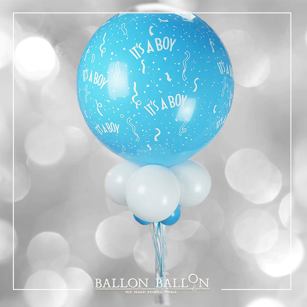 King Ballon Naissances It's a Boy