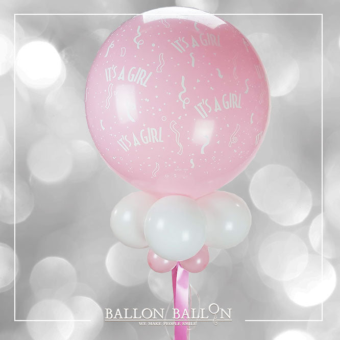 King Ballon Naissances It's a Girl