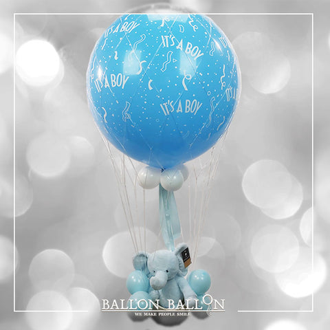 Dream Ballon It's a Boy Naissance Garçon