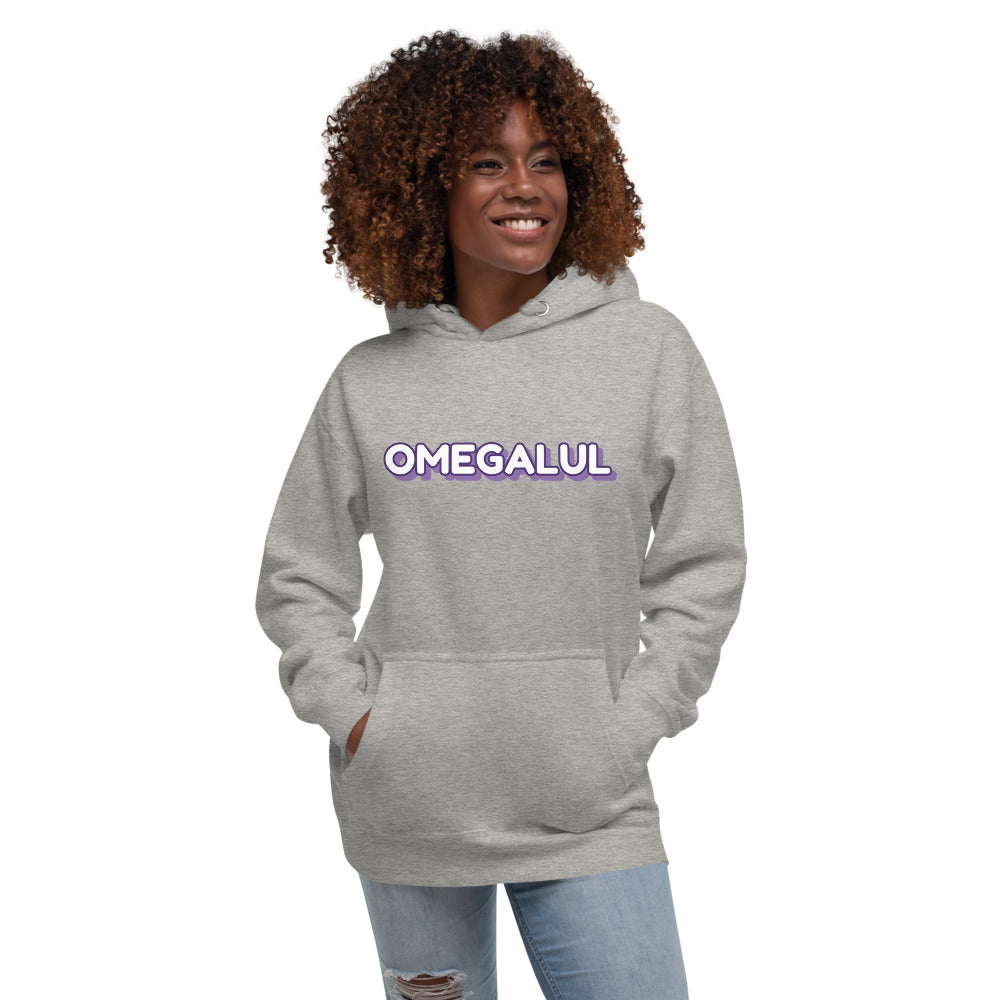 OMEGALUL Unisex Hoodie