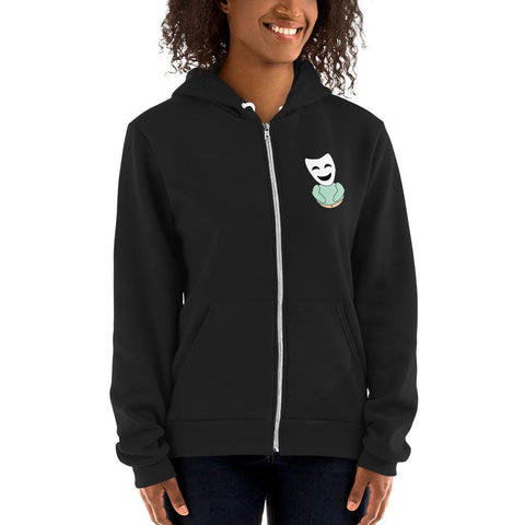 Full Belly Laughs Hoodie Sweater