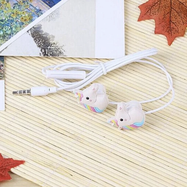 Magic Unicorn Headphones