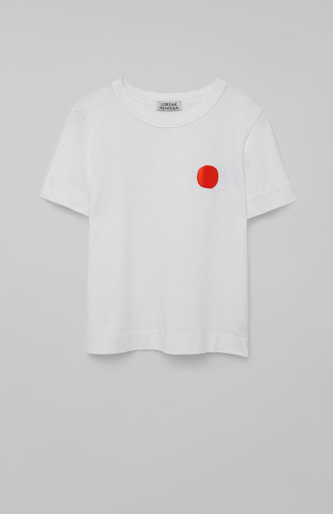 Dotgum T-shirt, White