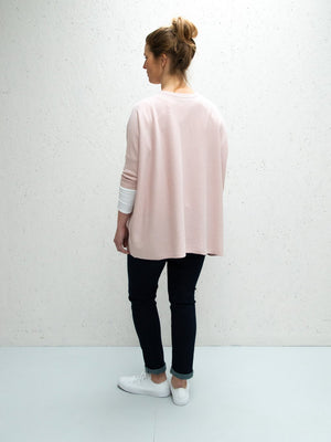 Load image into Gallery viewer, Clara V-Neck Jumper, Pink