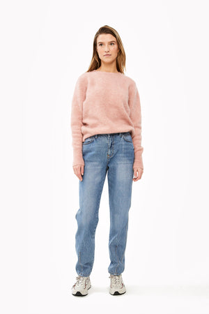 Load image into Gallery viewer, Sara Pullover, Ash Pink
