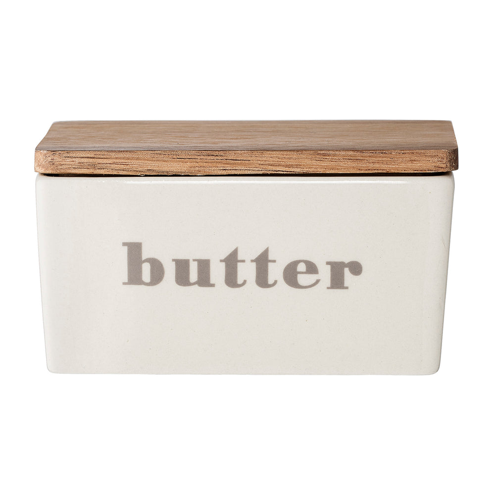 Butter Box, Grey