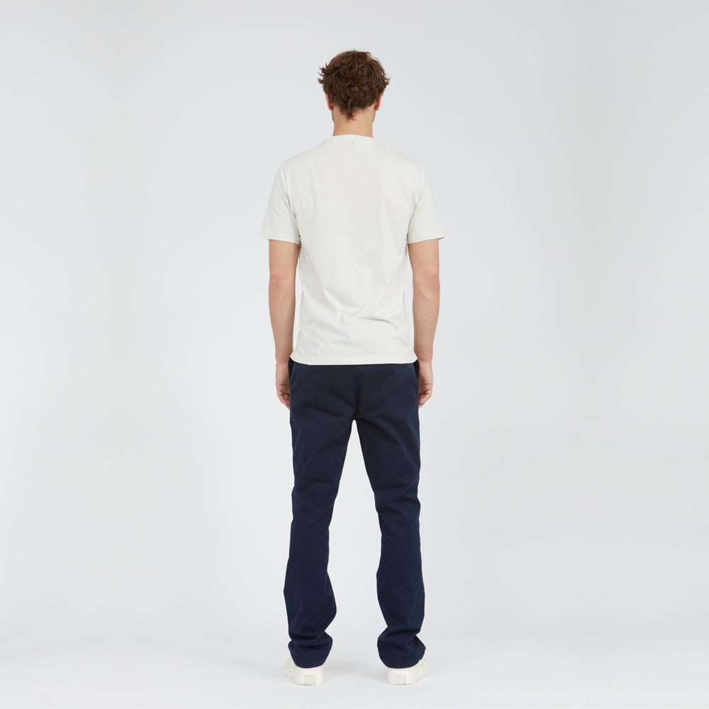 Load image into Gallery viewer, JAAMES RETRO Light Linen Organic Cotton T-shirt