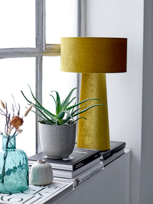 Load image into Gallery viewer, Table Lamp, Yellow