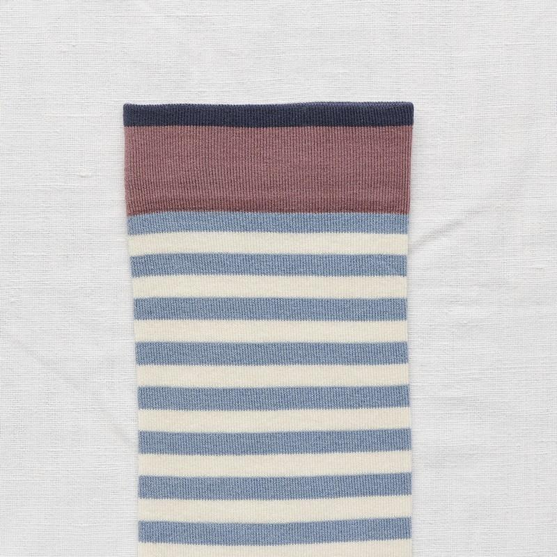 Load image into Gallery viewer, Storm Stripe Socks