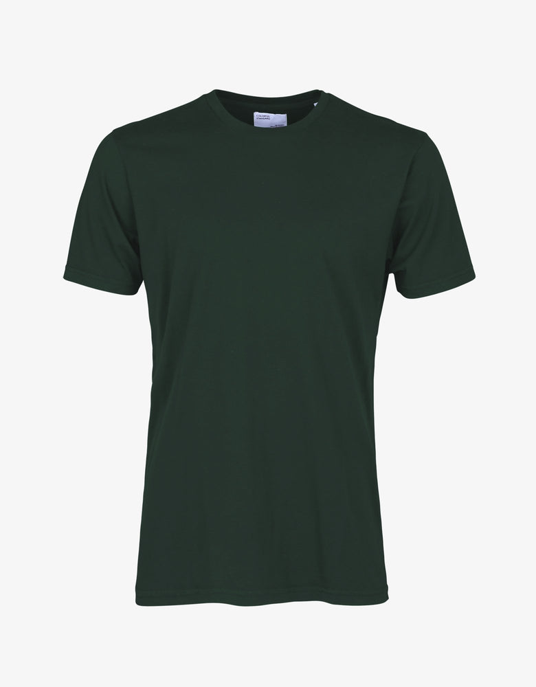 Load image into Gallery viewer, Classic Organic Cotton T-shirt, Hunter Green