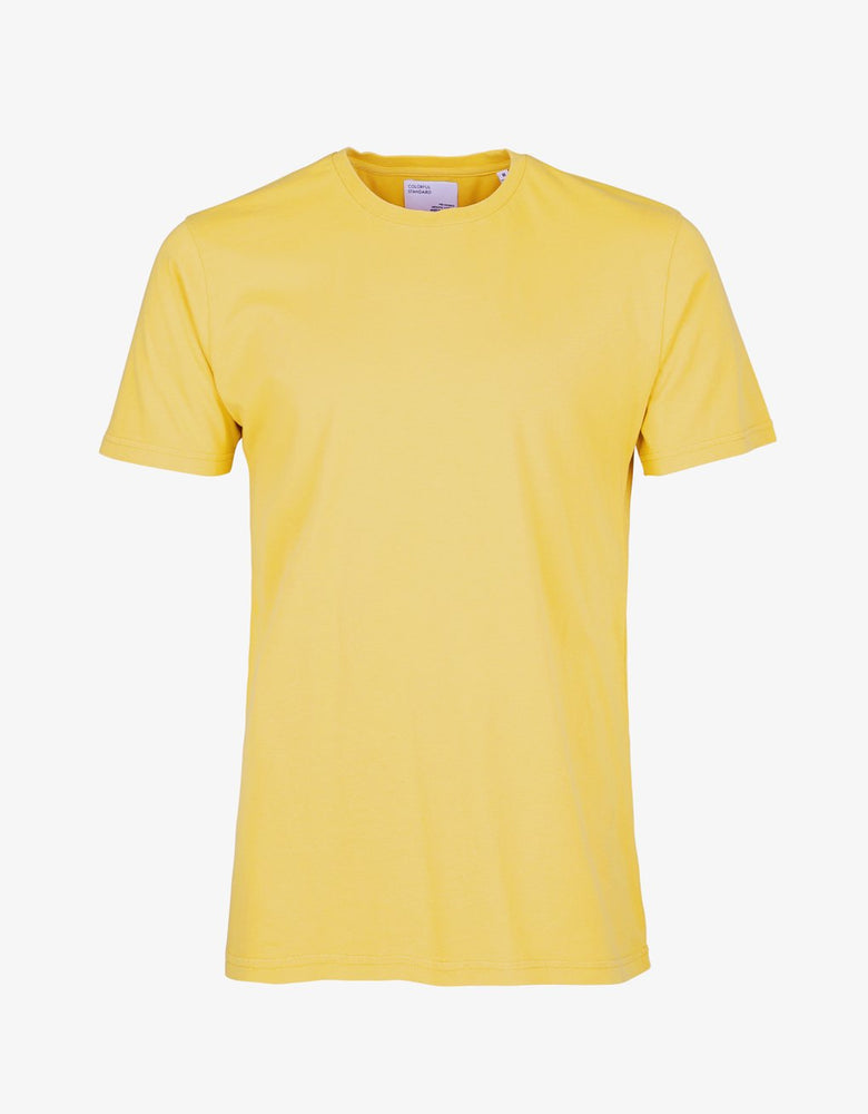 Load image into Gallery viewer, Classic Lemon Yellow Organic T-shirt
