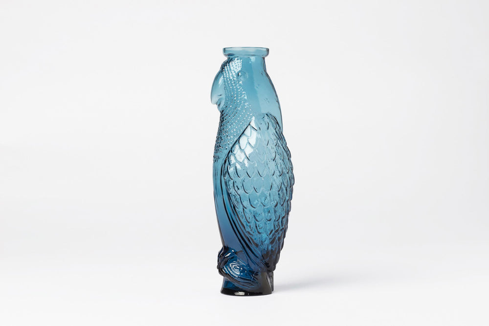 Load image into Gallery viewer, Cockatoo Vase, Blue