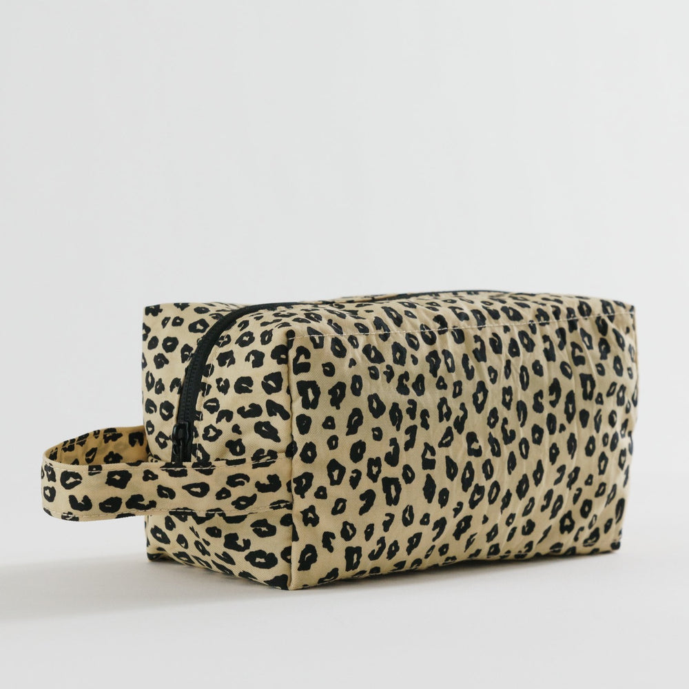 Dopp Kit Honey Leopard