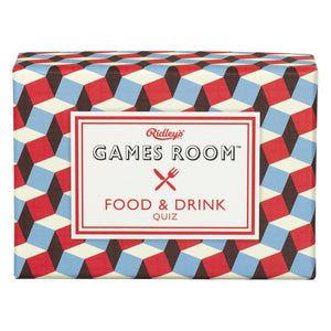 Load image into Gallery viewer, Ridley's Games Room Food & Drink Trivia Quiz