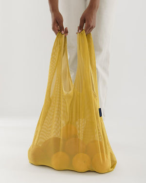 Load image into Gallery viewer, Pear Mesh Shopper Bag