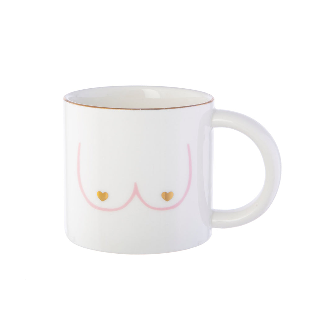 Load image into Gallery viewer, Girl Power Boobies Mug
