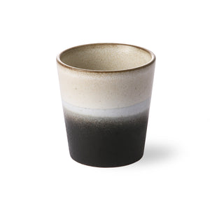Load image into Gallery viewer, 70s ceramics: coffee mug, rock
