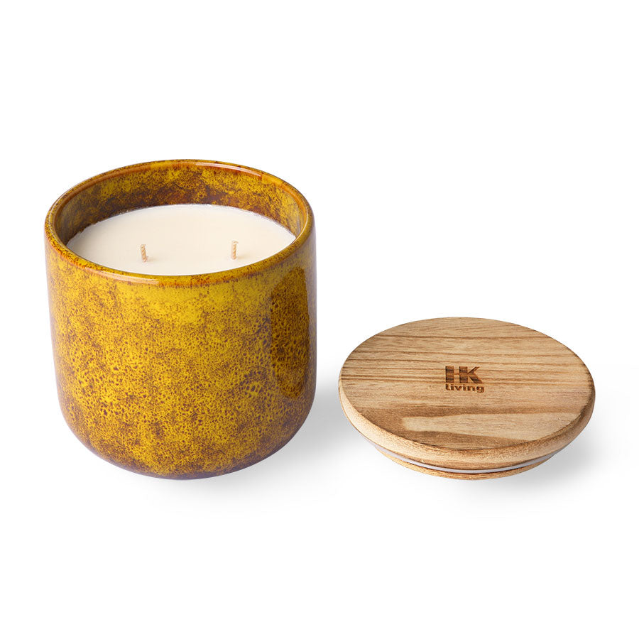 Ceramic Scented Candle: Coctails in Manhattan