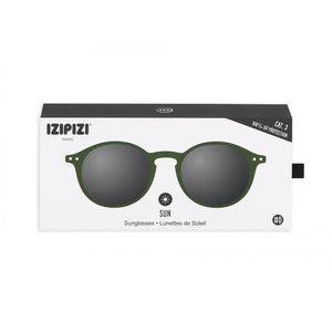 Load image into Gallery viewer, Green Unisex Sun Glasses #D