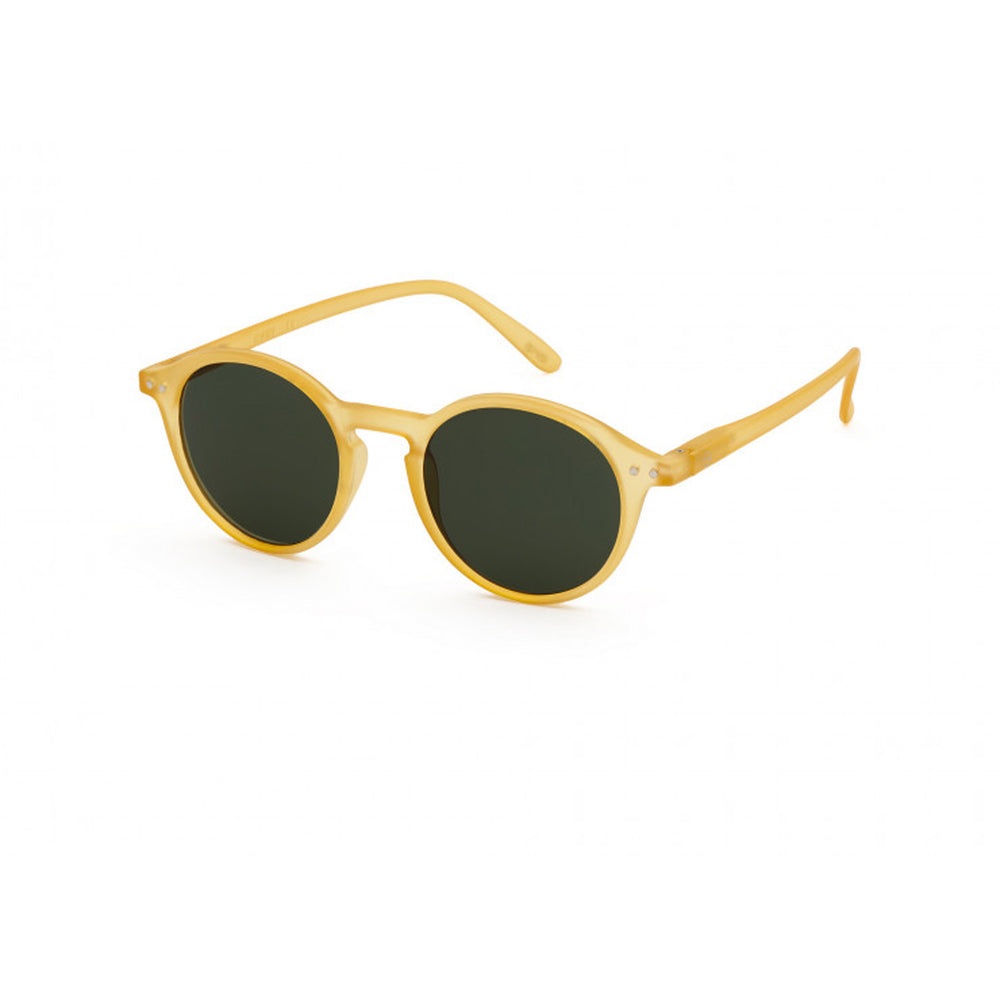 Load image into Gallery viewer, #D Yellow Honey Rubber Sunglasses