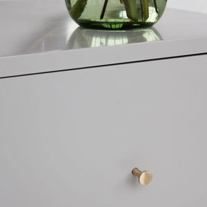 Load image into Gallery viewer, Set Of 2 Small Brass Knobs