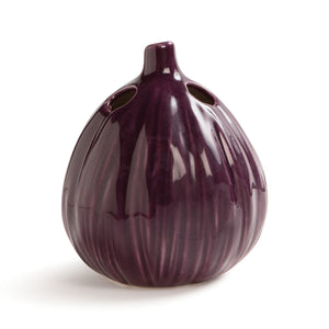 Load image into Gallery viewer, Purple Fig Vase