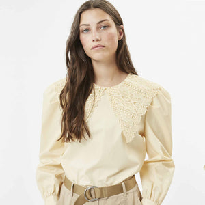 Load image into Gallery viewer, COLLA Cornhusk Blouse