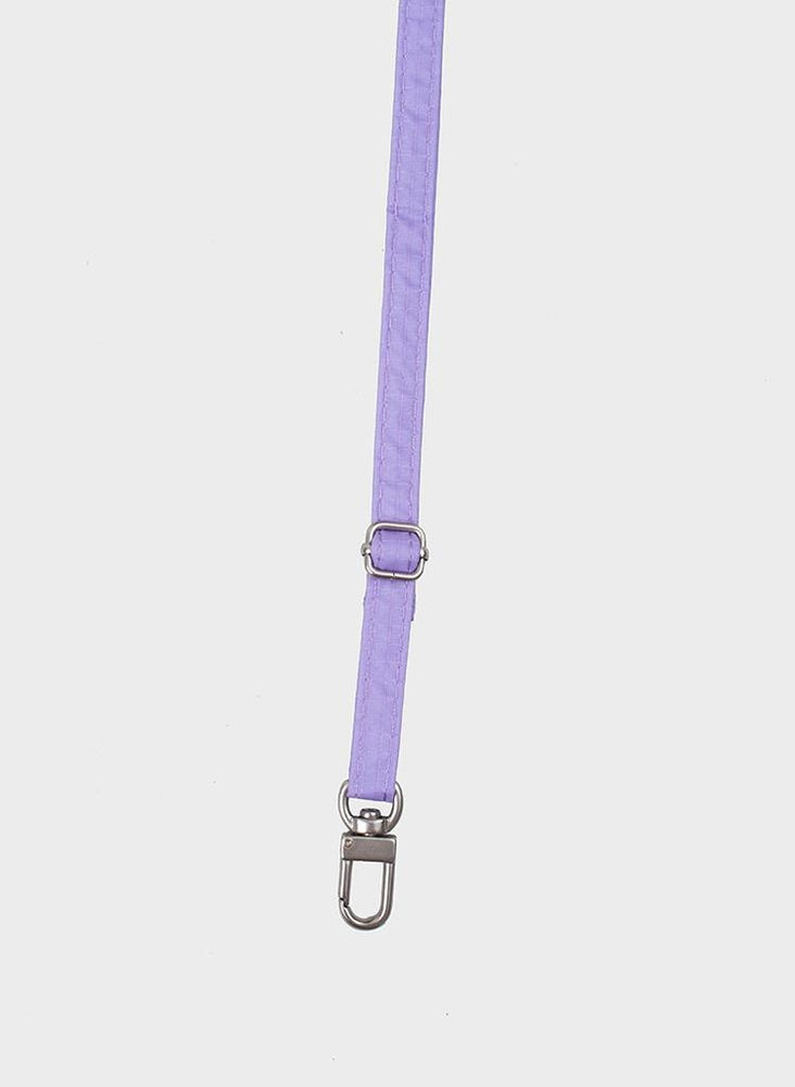 Load image into Gallery viewer, The New Pouch and The New Strap, L, Lilac & Cees