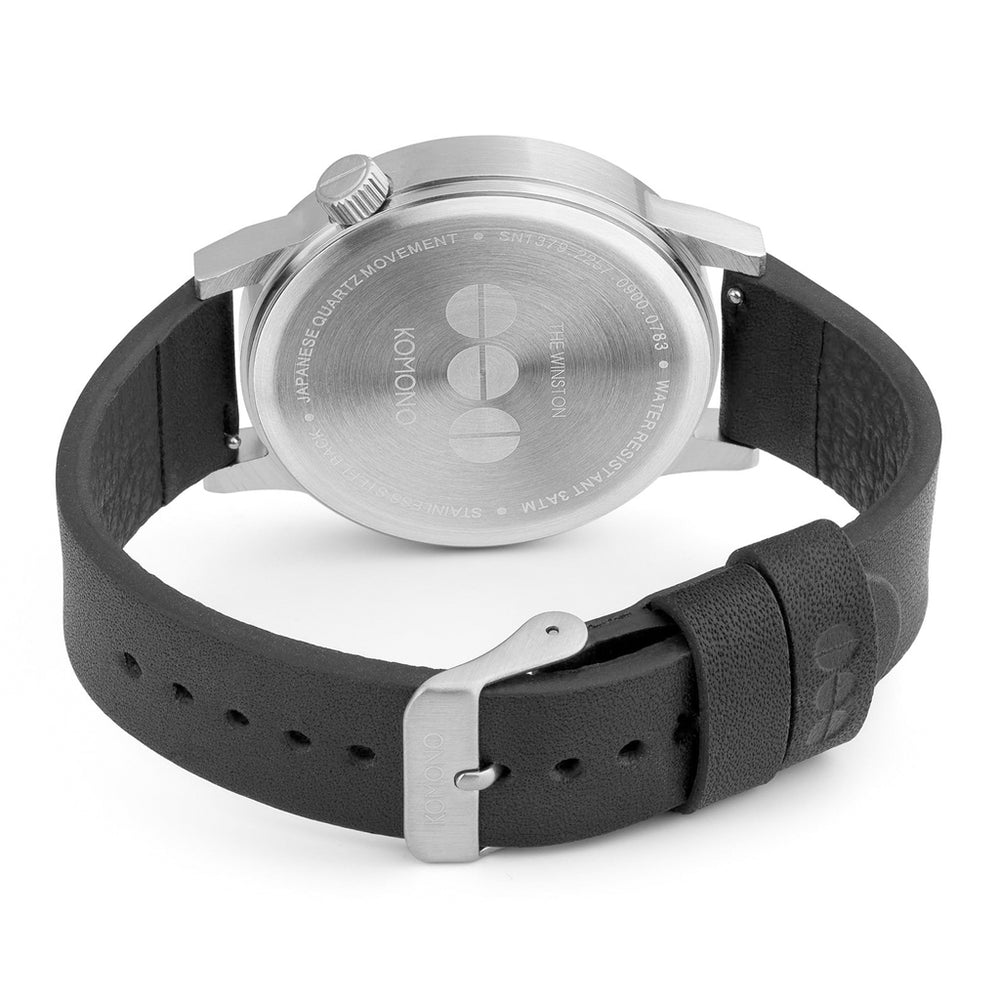 Load image into Gallery viewer, Anthracite Winston Regal Watch