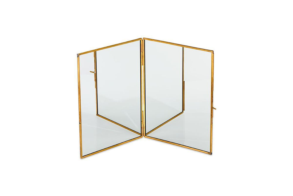 Large Kiko Folding Mirror