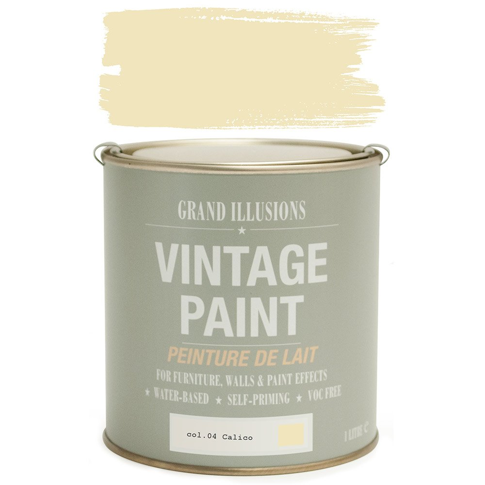 Load image into Gallery viewer, Calico Vintage Chalk Paint No.04 1l