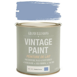 Load image into Gallery viewer, Summerhouse Vintage Chalk Paint No.21 1l