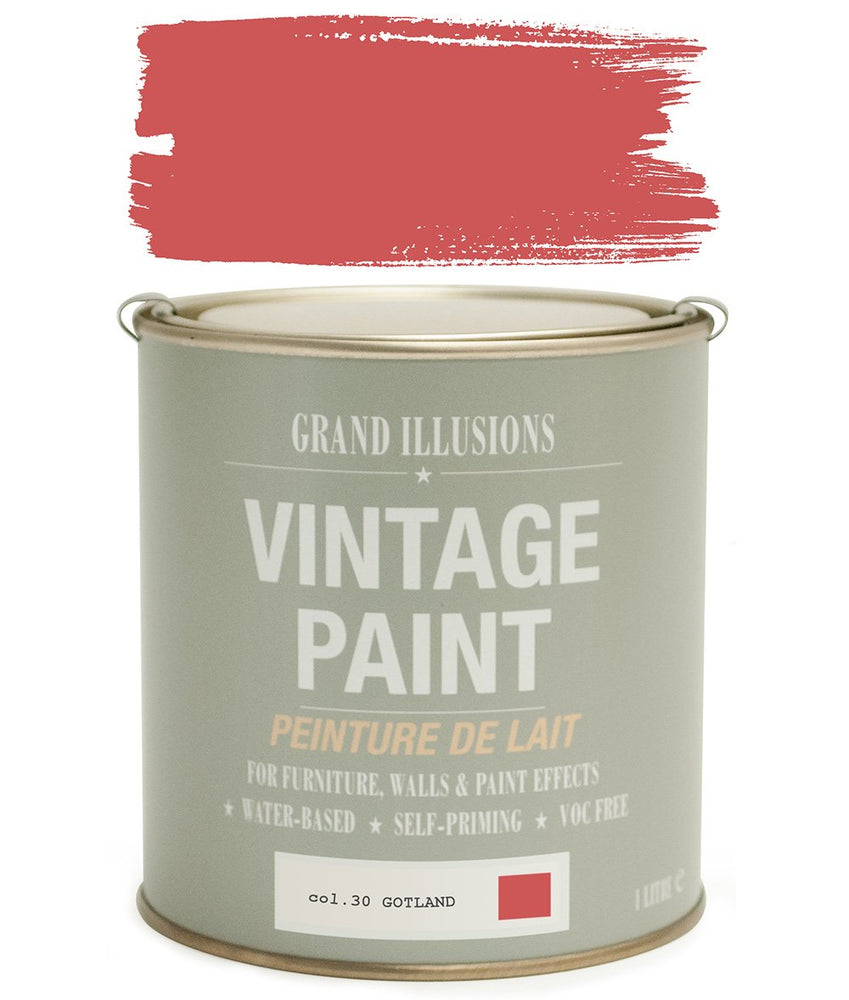 Load image into Gallery viewer, Gotland Vintage Chalk Paint No.30 125ml