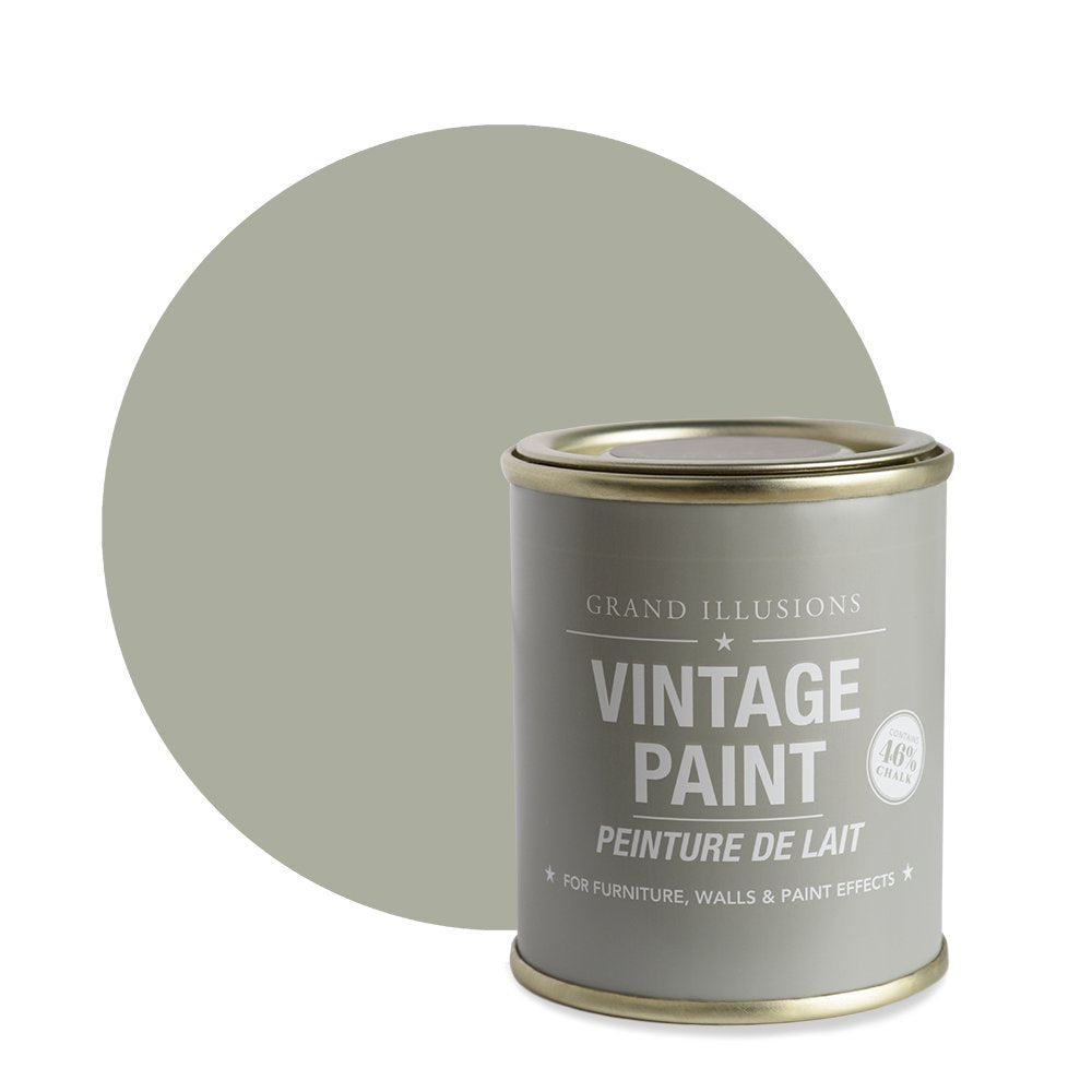 Load image into Gallery viewer, Shutter Vintage Chalk Paint No.06 125ml