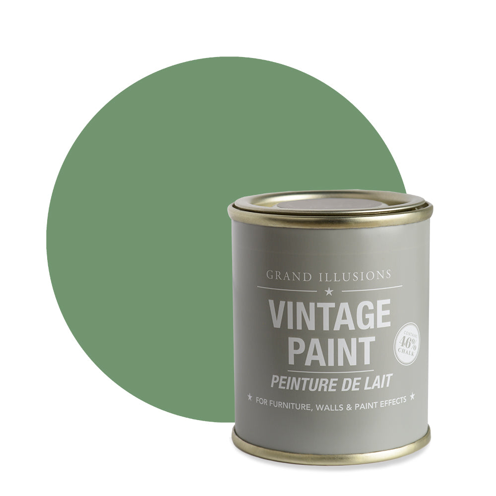 Verdigris Vintage Chalk Paint No.24 125ml