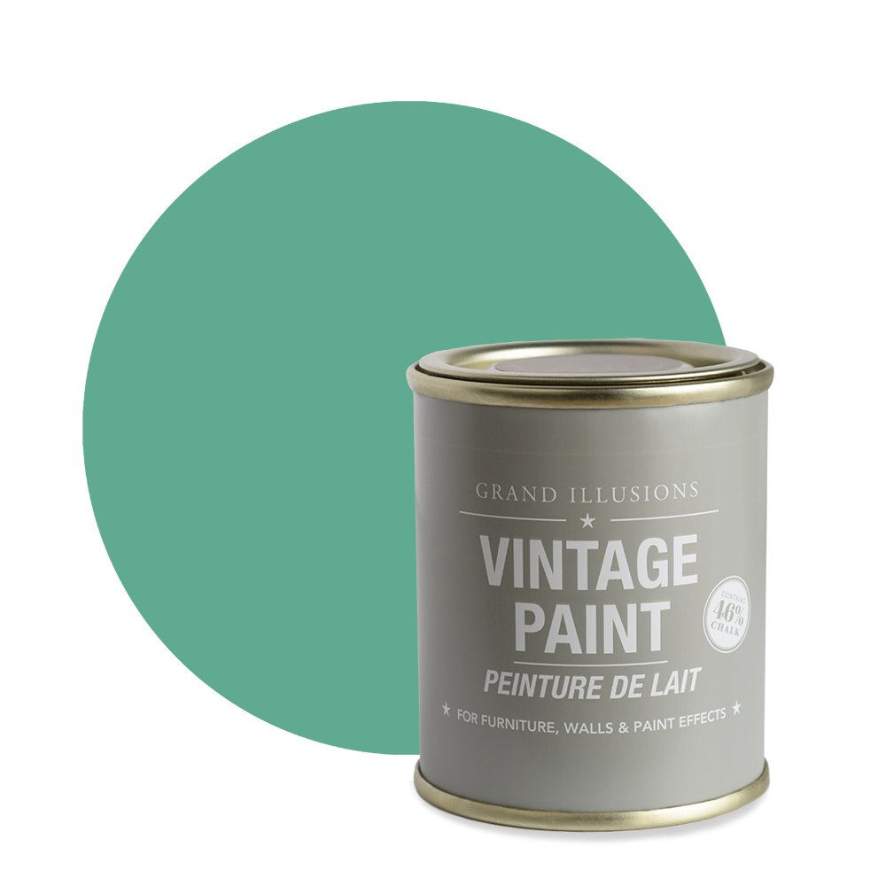Load image into Gallery viewer, Menthe Vintage Chalk Paint No.28 125ml