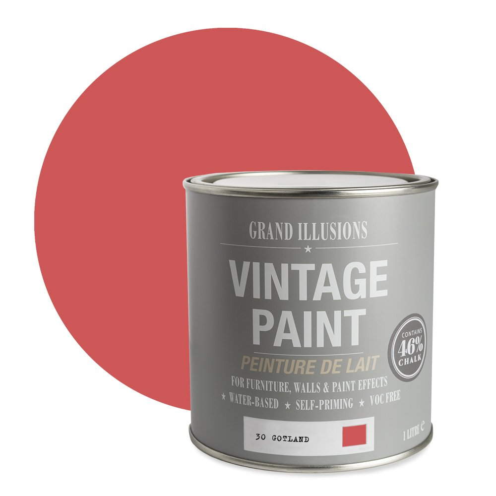 Load image into Gallery viewer, Gotland Vintage Chalk Paint No.30 1l