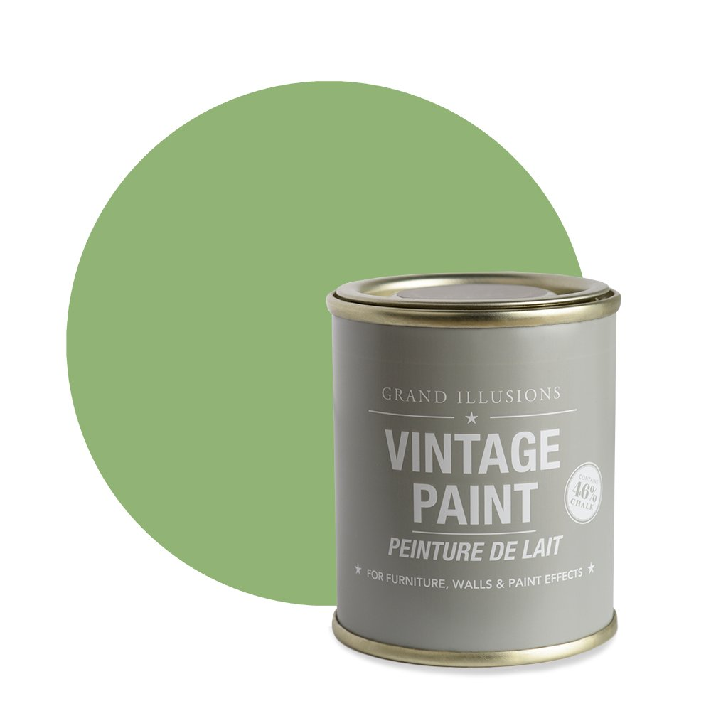 Verde Vintage Chalk Paint No.32 125ml