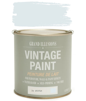 Load image into Gallery viewer, Oyster Vintage Chalk Paint No.34 1l
